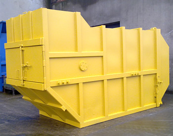 Portable Waste Container